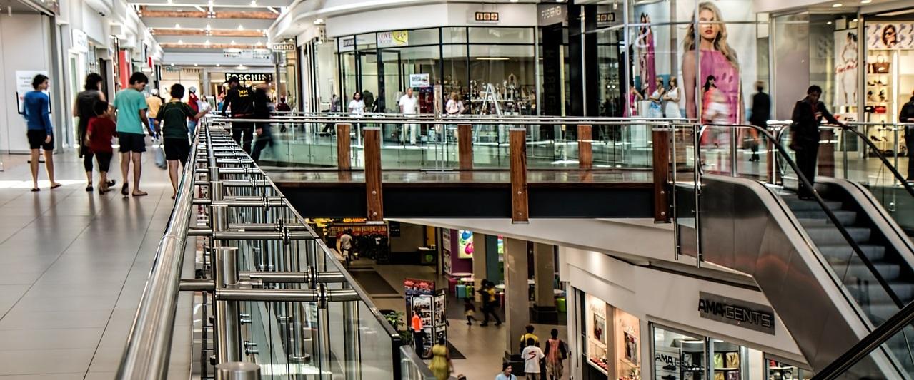 Centros comerciales en la sociedad
